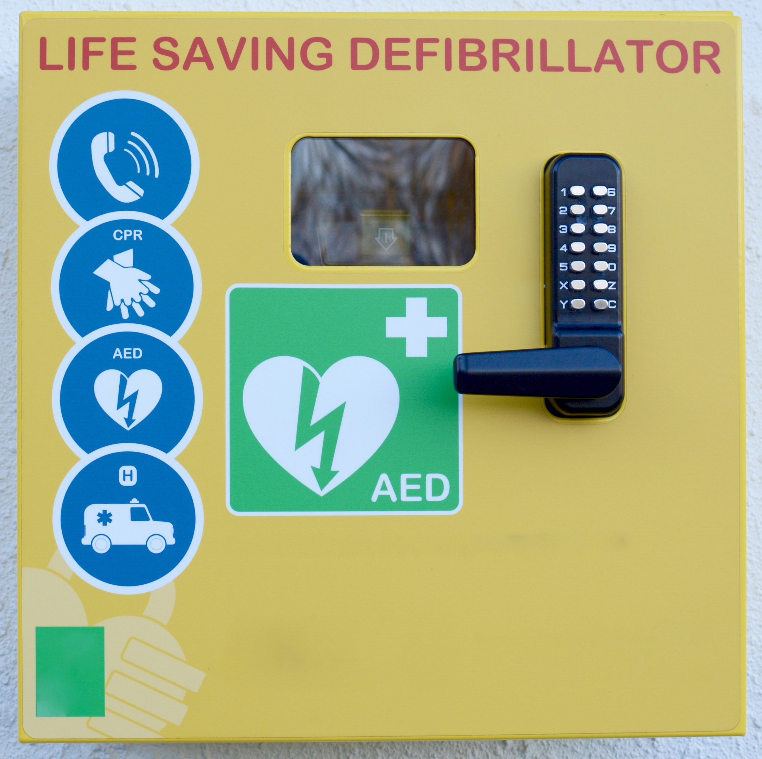 Your Nearest Defib in Wales